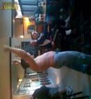 chubby pub stripper