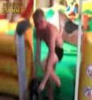 naked lad rodeo