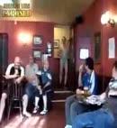 mankini at the pub