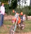 motorbike stripper lad