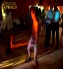 naked lad dance floor