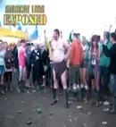 naked man at oxegen 2010