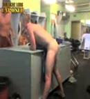 naked arm wrestling lads