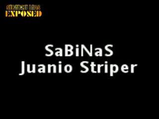 Juanio striper