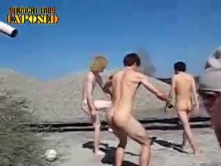 beach ass dance