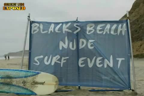 Naked Surf Event 2009