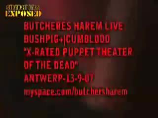 butcher's harem band naked