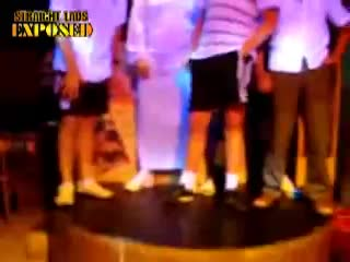 chav club strippers