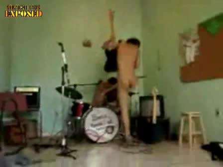 naked garage band