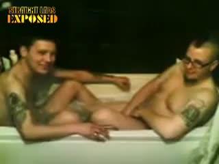 Gay bath time