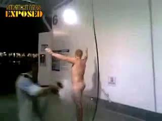 naked jetwash
