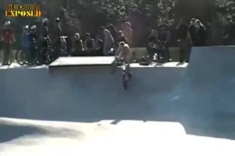 Naked Stunt Bike